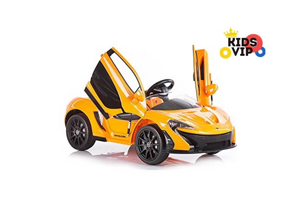 Kids Premium Edition 12v Mclaren P1 Official Ride On Car