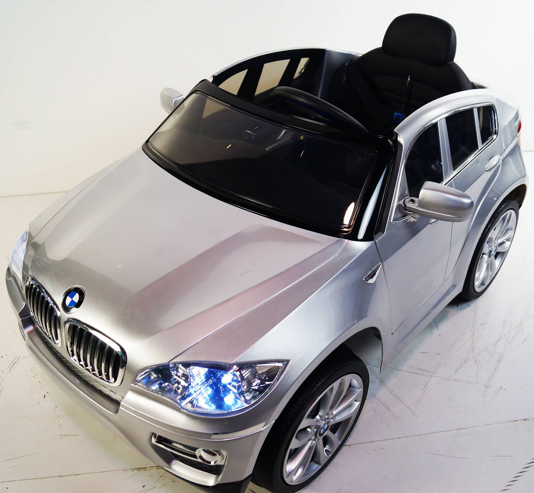 Official Kids 12V Sport BMW X6 Ride On Car